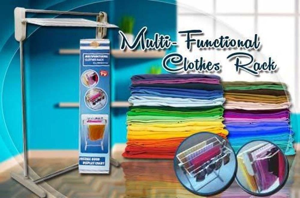 Multifunctional Rack Foldable Design Household Indoor Outdoor