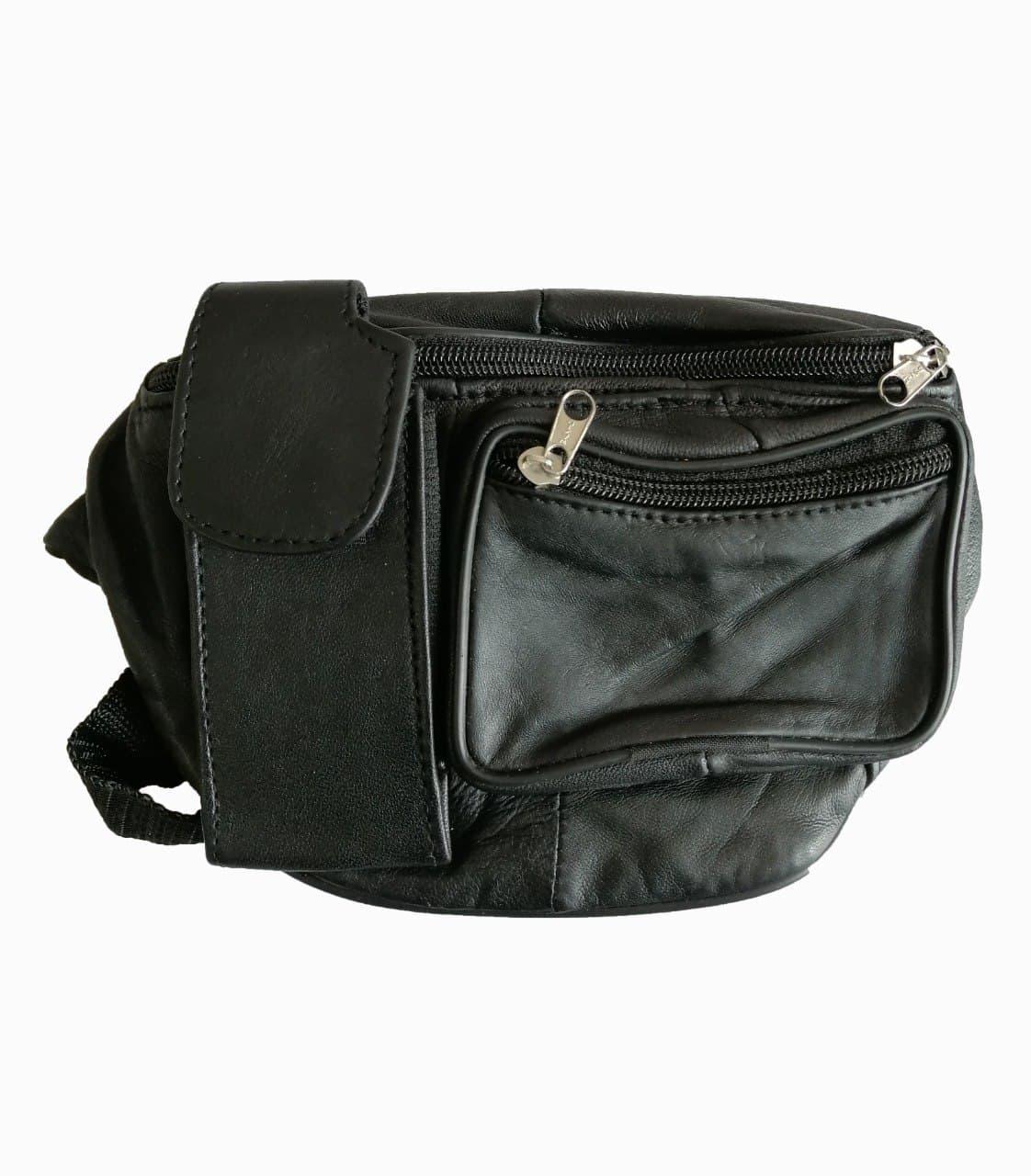 Waist Bag Men Zipper Pockets Travel Bag Phone Pouch Male Casual Bag Durable