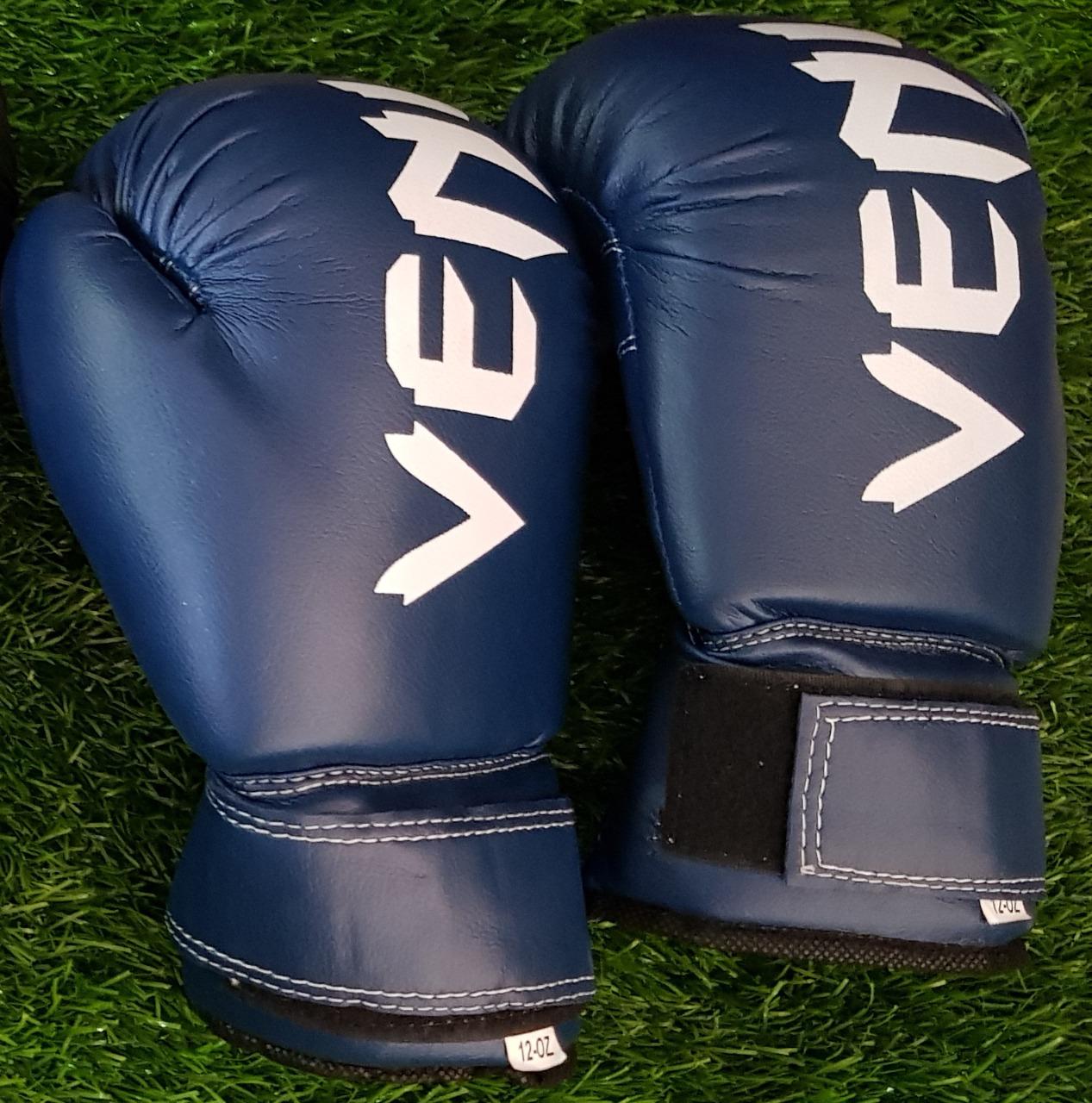 Venum Kick Boxing Gloves PU Karate Training Adult Punching Gloves High Quality
