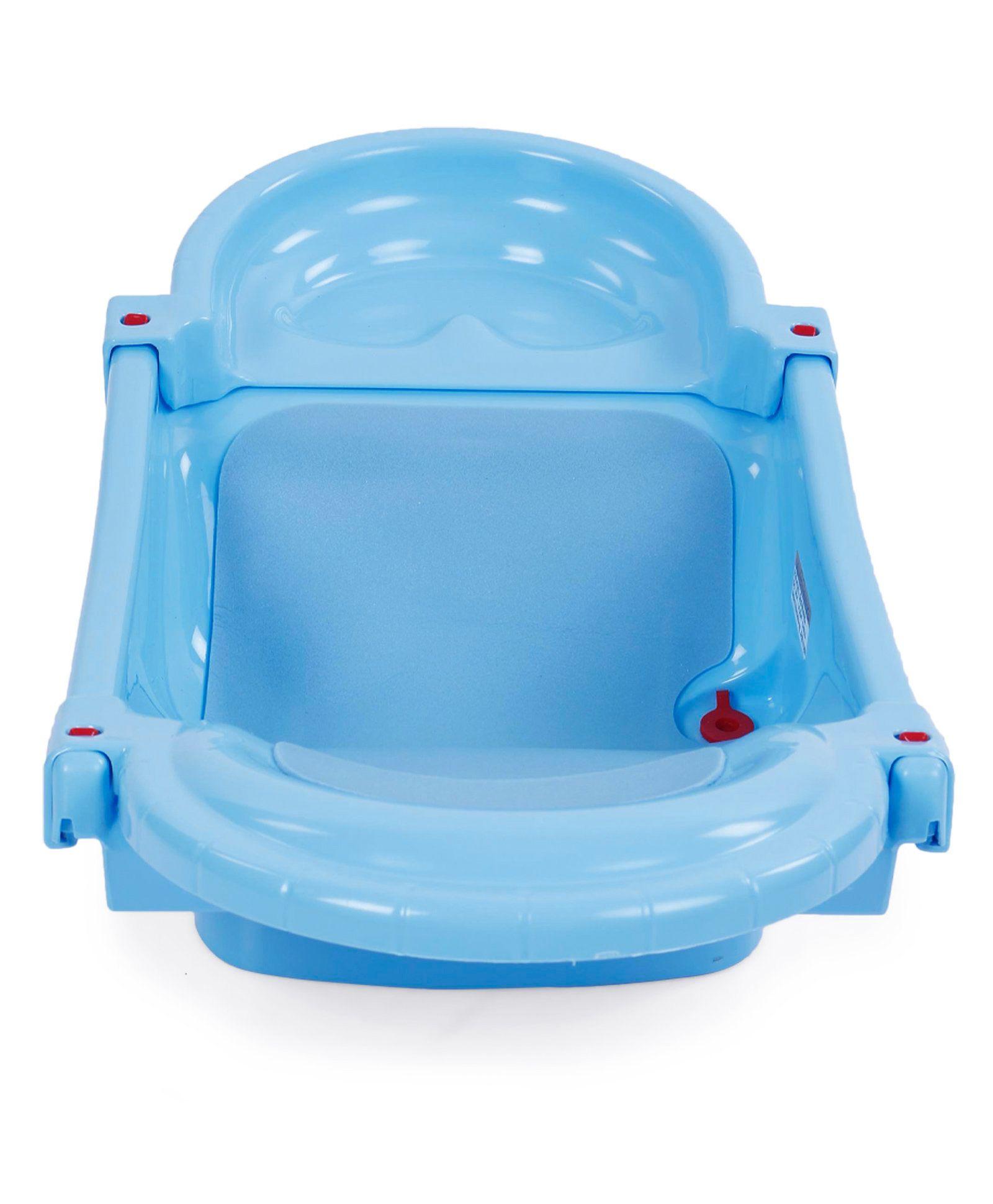 RUB-A-DUB-TUB Adjustable Home Or Travel Infant Bathing Tub