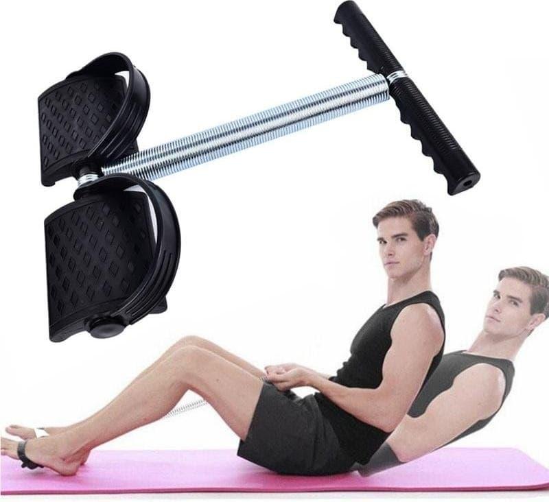 Fitness Resistance Bands Super Strong Spring Pedal Exerciser Women Men Fitness Equipment