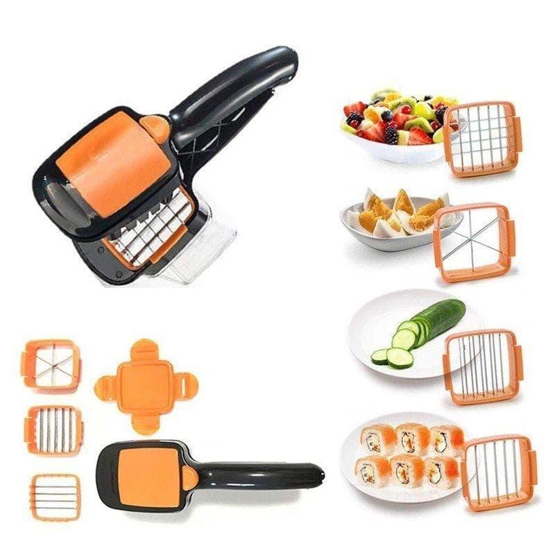 Multifunction High Speedy Vegetable Fruit Twist Shredder Manual Grinder Hand Chopper