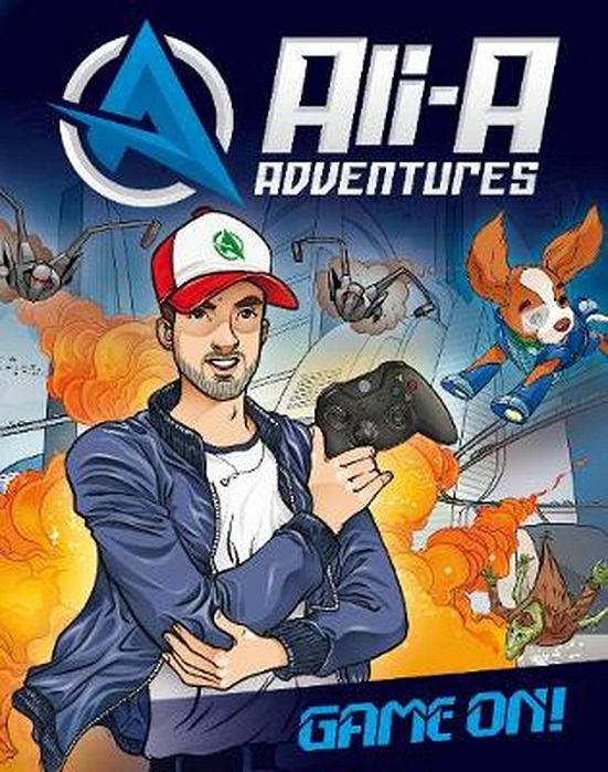 Ali-A Adventures: Game On!