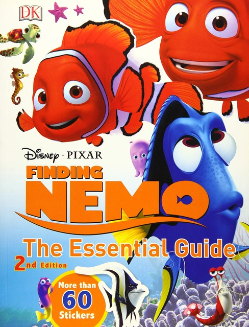 Disney Pixar Finding Nemo: The Essential Guide, 2nd Edition