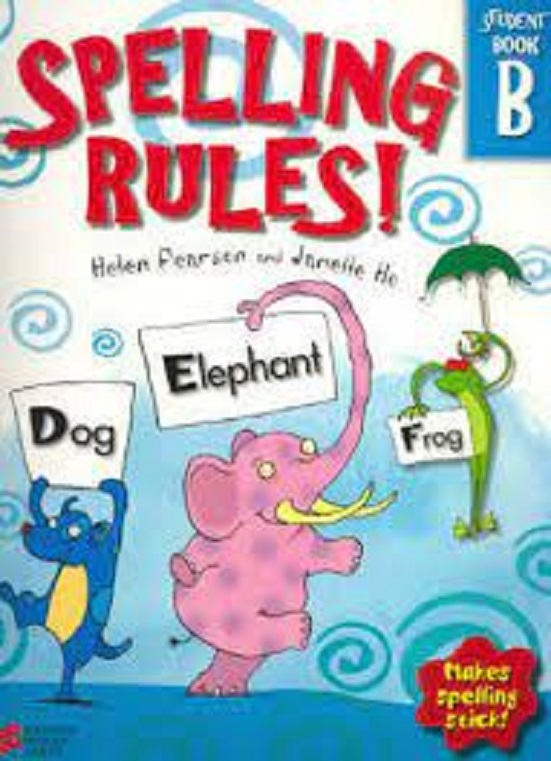 Spelling Rules!