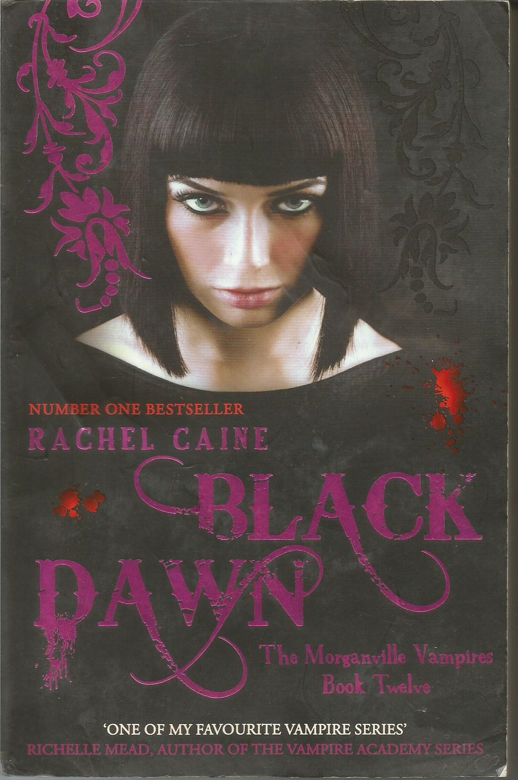 Black Dawn: Morganville Vampires, Book 12