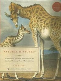 See this image Natural Histories