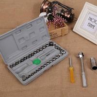 40Pcs Household Sets Household Tools Repair Auto Repair Hardware Tools Kit