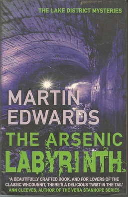 The Arsenic Labyrinth (Lake District Mysteries)