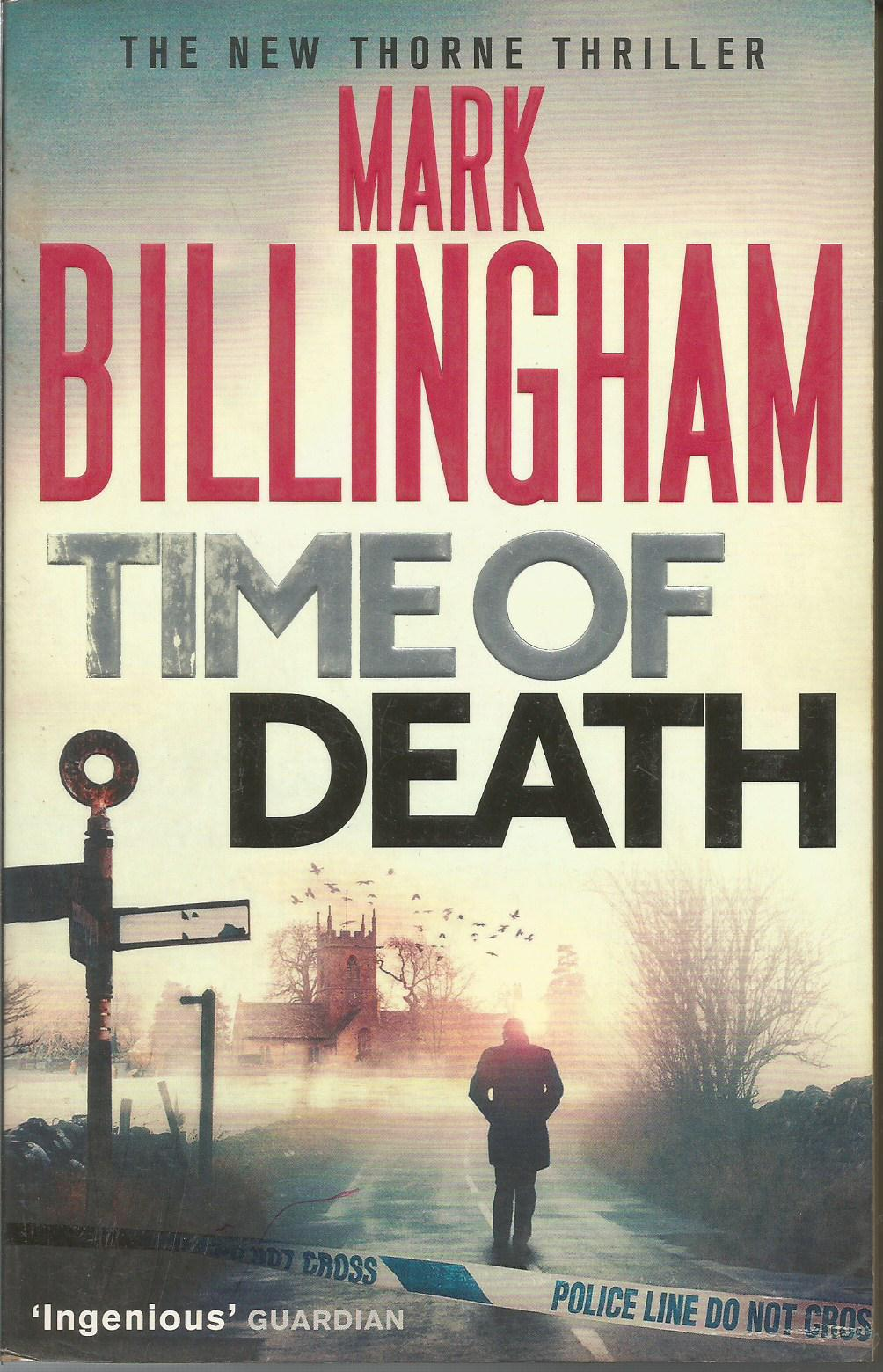Time of Death: Novel